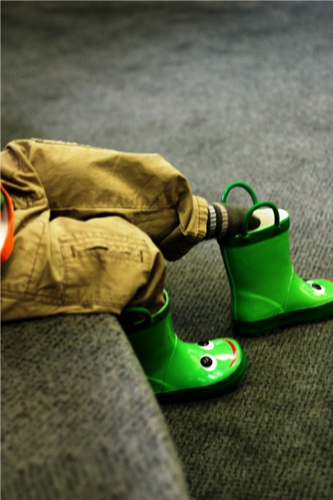 Green Boots 01